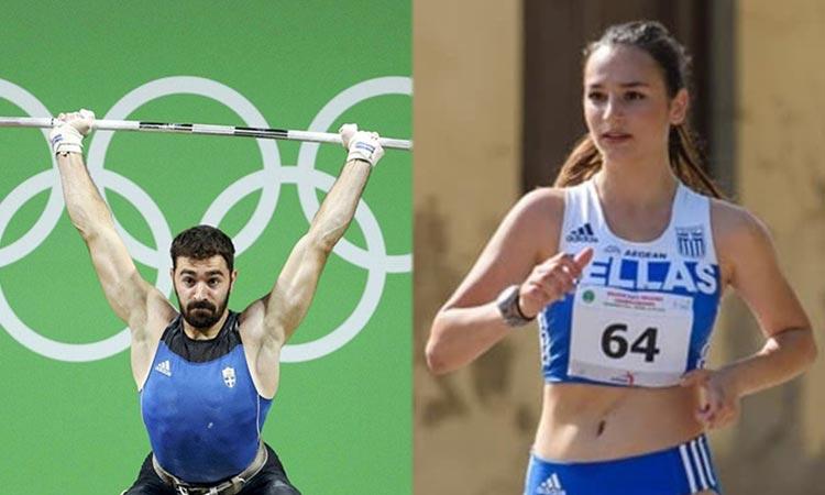 H Δ. Θωμαΐδου εύχεται «καλή επιτυχία» στους αθλητές Θ. Ιακωβίδη και Κ. Φιλτισάκου στους Ολυμπιακούς Αγώνες