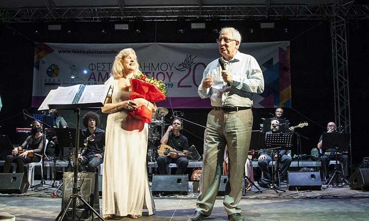 Το Δημοτικό Ωδείο Αμαρουσίου ταξίδεψε το κοινό με τραγούδια της παλιάς ρομαντικής Αθήνας