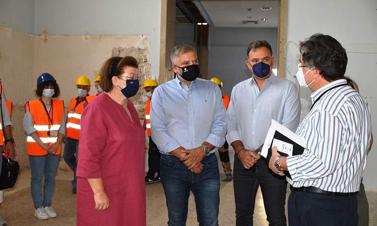 3,5 εκατ. ευρώ από την Περιφέρεια Αττικής για την επαναλειτουργία, με νέες χρήσεις, του Παλαιού Μουσείου Ακρόπολης