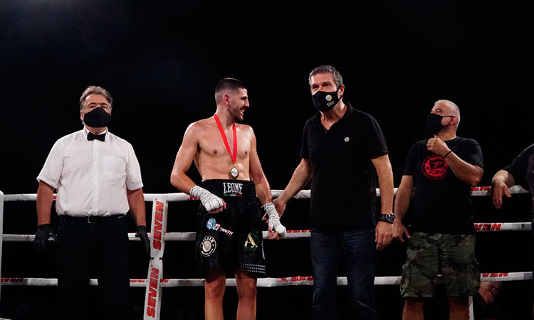 Με επιτυχία ολοκληρώθηκε το Artemis Fight Night ΙΙ στο Μαρούσι