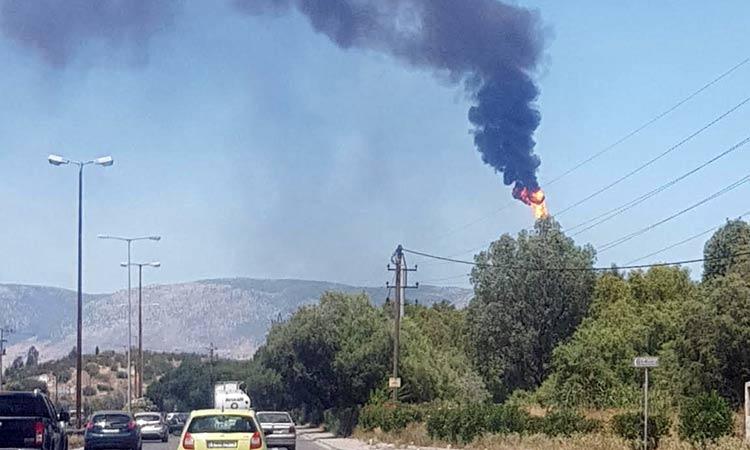 Παρέμβαση ΠΕΣΥΔΑΠ για τη ρύπανση από τα «Ελληνικά Πετρέλαια»