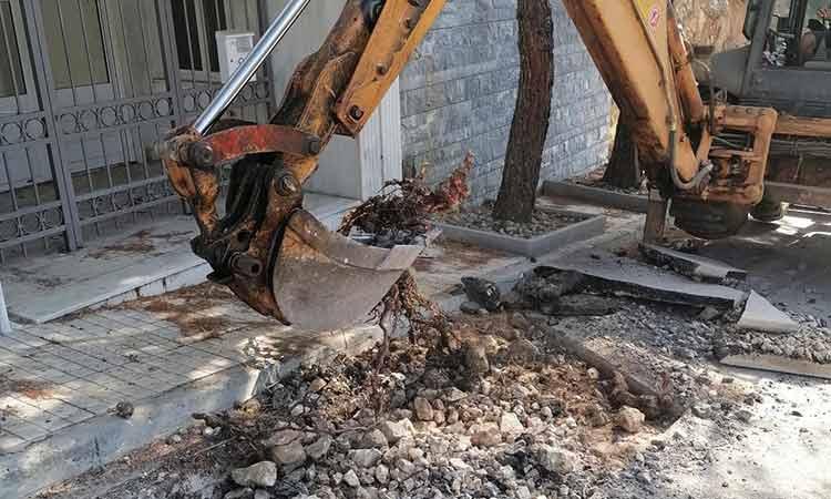 Συνεχίζονται οι επισκευές οδοστρωμάτων στον Δήμο Κηφισιάς
