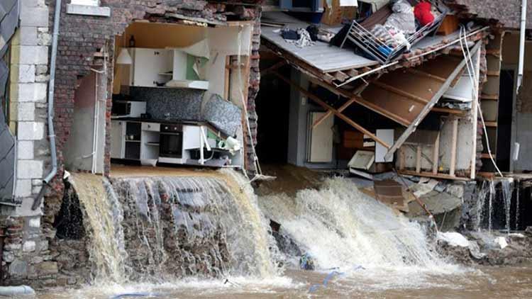 Βέλγιο: Στους 27 ανέρχονται οι νεκροί από τις πλημμύρες στη Βαλλονία