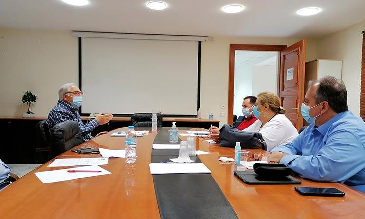 Η αναβάθμιση της Δωδώνης Αμαρουσίου στο επίκεντρο συζήτησης του Θ. Αμπατζόγλου με τον τοπικό σύλλογο
