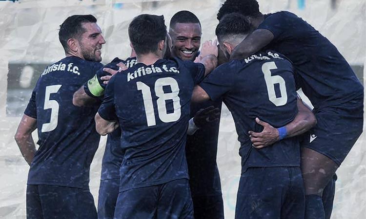 Πήρε την πρόκριση για την επόμενη φάση του κυπέλλου Ελλάδος η Κηφισιά