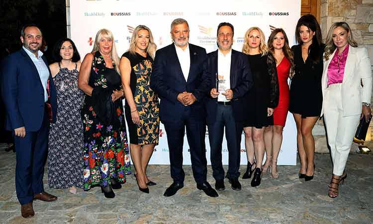 Τα ΚΕΠ Υγείας του ΕΔΔΥΠΠΥ βραβεύτηκαν από τα Healthcare Business Awards