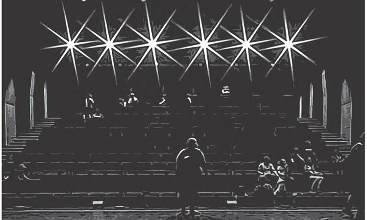 Η θεατρική παράσταση «Όλος ο Κόσμος μια Σκηνή» στο θεατρικό εργαστήρι Χαλανδρίου την Παρασκευή 17/9