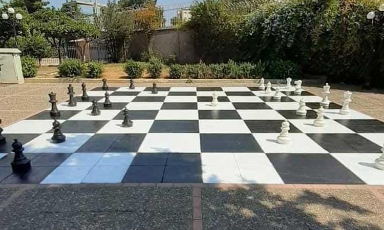 Το Νέο Ψυχικό απέκτησε ξανά σκάκι εδάφους