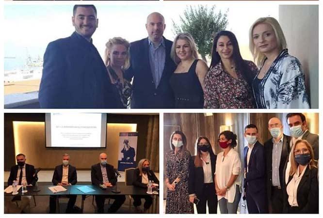 Συνέδριο της Ένωσης Νέων Αυτοδιοικητικών στη Θεσσαλονίκη για το ψηφιακό και το «πράσινο» μέλλον
