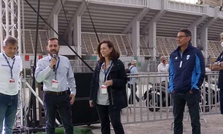 Ο Δήμος Βριλησσίων στήριξε τον φιλανθρωπικό αγώνα δρόμου «No Finish Line Athens»