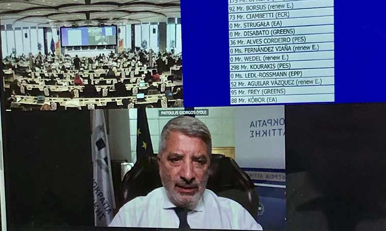 Γ. Πατούλης: Κλειδί η περιφερειακή διαχείριση στη βελτίωση της Πολιτικής Προστασίας
