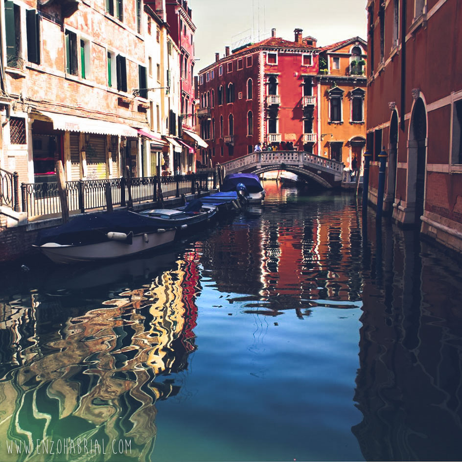 Venise - Clfd Capture | Enzo Habrial
