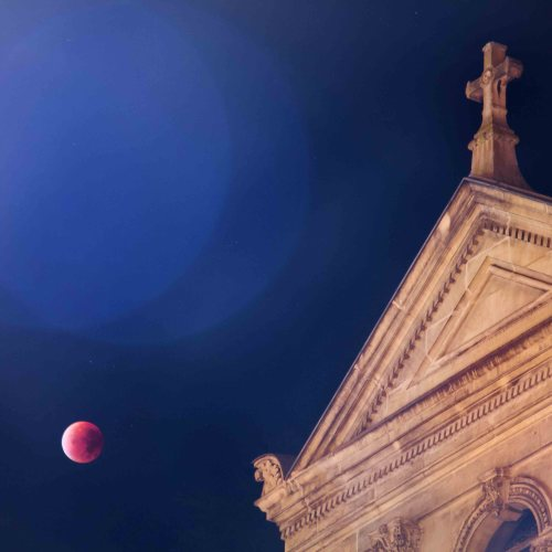 Blood Moon Royat - Clfd Capture | Enzo Habrial