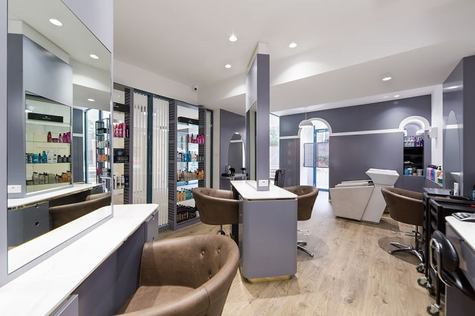 Young trendy hairstylists Neutral Bay
