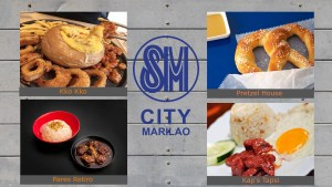 Exciting New Stores Open at SM City Marilao