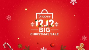 Shopee Breaks All Records with Over 80M Visits and 80M Items Sold On Shopee 12.12 Big Christmas Sale