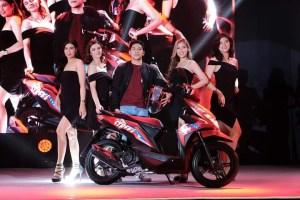 Honda Philippines Releases the New Filipino-Inspired BeAT in Philippine Craftsmanship