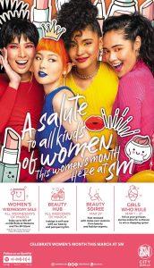 Women Take Spotlight at SM City Marilao