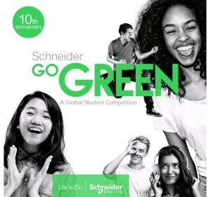 UP Students Hailed Winner at PH Go Green