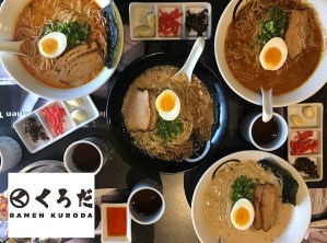 Ramen Kuroda now serving at SM City Marilao with take-out options for ramen lovers' convenience