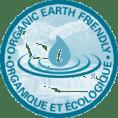 logo organic earth friendly de Telamode