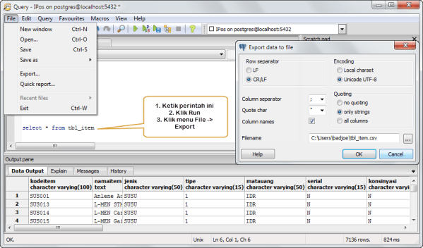 postgres SQL22