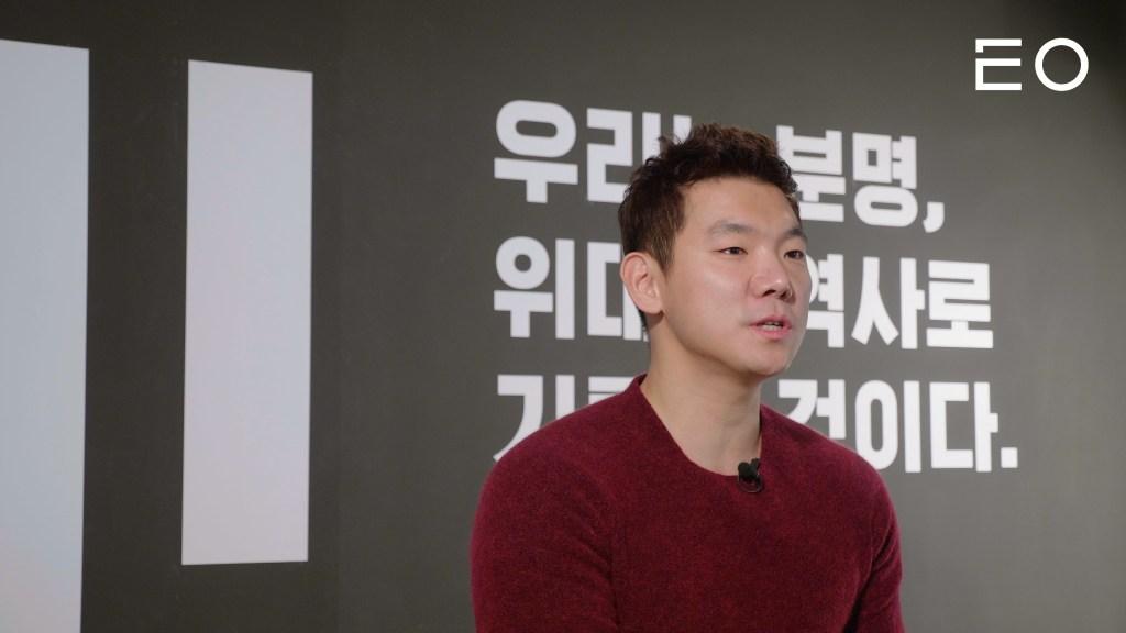 뤼이드 산타토익 장영준 대표 인터뷰 1