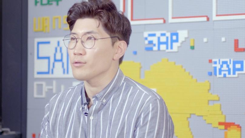 SAP 김희준 디자이너 인터뷰