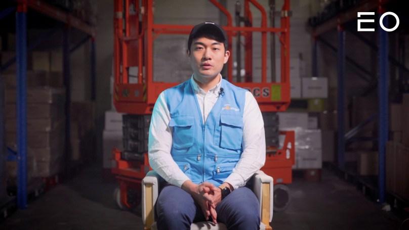 두손컴퍼니 박찬재 대표 인터뷰