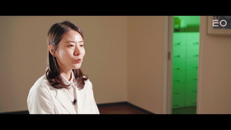 술람미네이처의 작가이자 민명선 대표 작가의 딸 김혜경