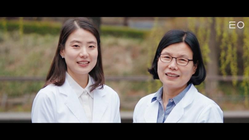 (왼쪽부터) 술람미네이처의 김혜경 작가, 민명선 대표 작가