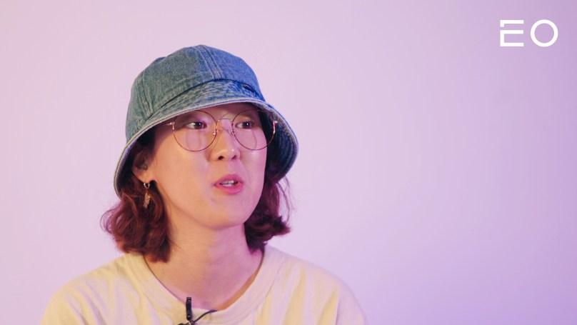 두낫띵클럽 멤버 김규림