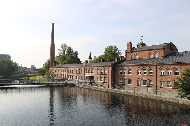 Tampere, Finnish OpenFOAM User Day 2019
