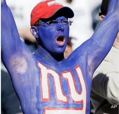 A NY Giants Fan...