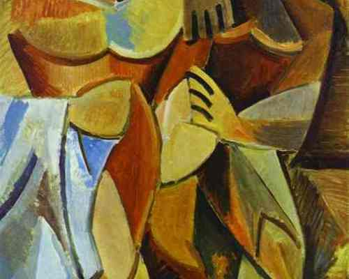 Familiar Friendships build communities ~  Pablo Picasso 1908