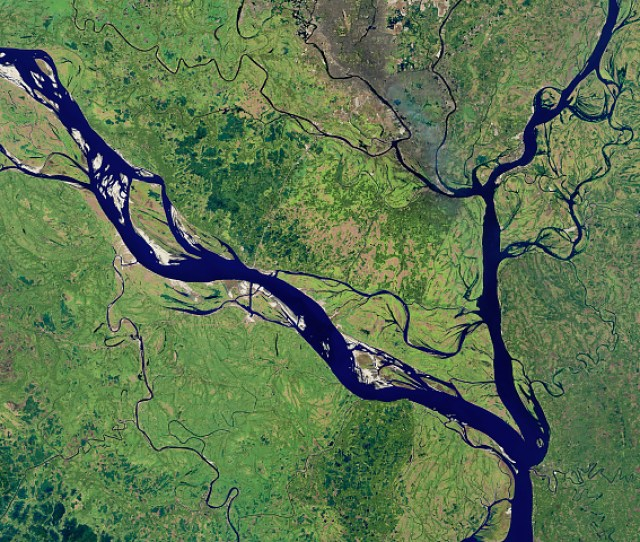 World Of Change Padma River