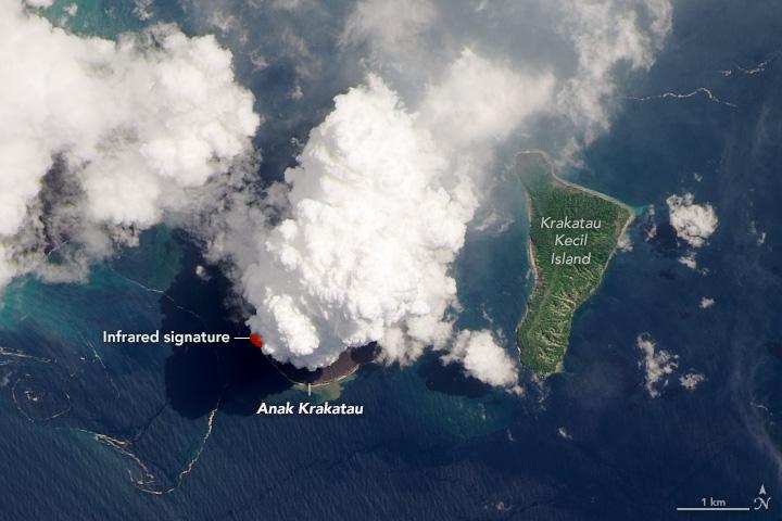 Violent Puffs from Krakatau featured image