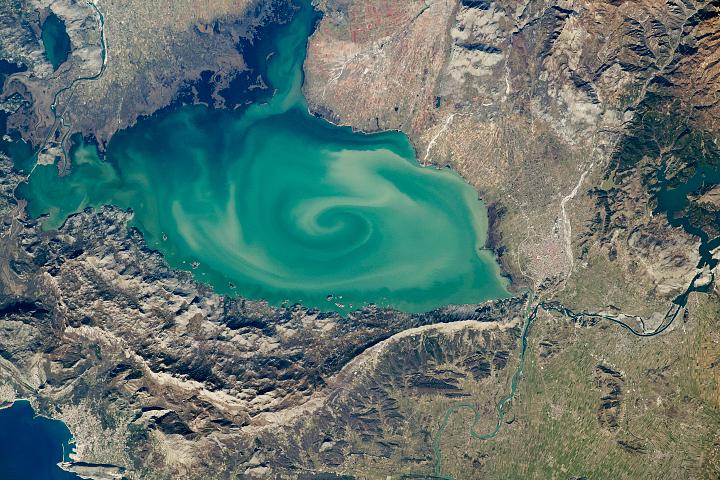 Lake Skadar, Montenegro and Albania