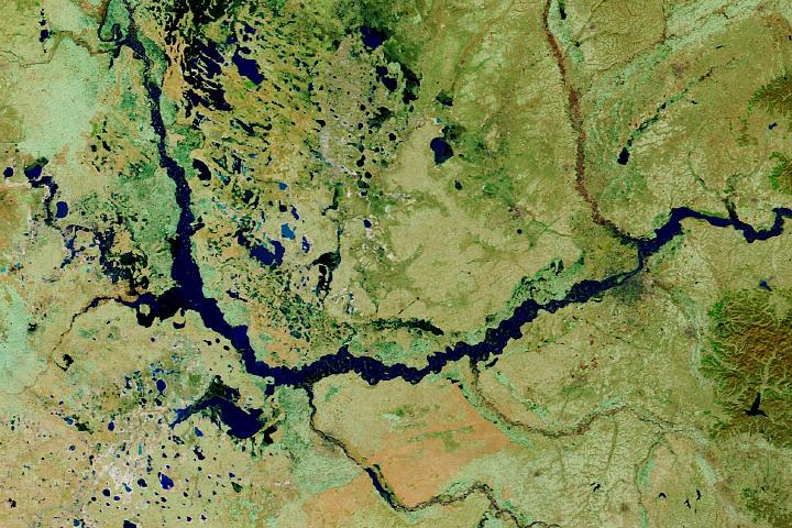 China's Unrelenting Season of Flooding