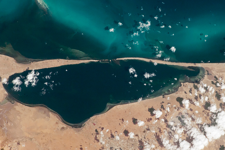 El Bibane Lagoon