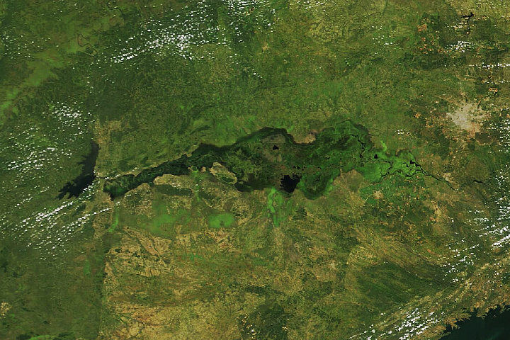 Zambia's Kafue Flats