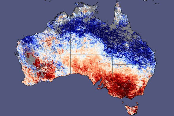 Exceptional Australian Heat Wave : Natural Hazards