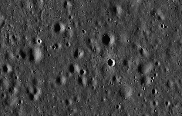 NASA Visible Earth: Apollo 11 Landing Site
