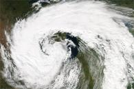 Mid-Latitude Cyclone over the United States