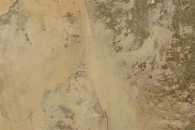 Dust in Sudan