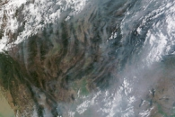 Southeast Asia Shrouded by Smoke