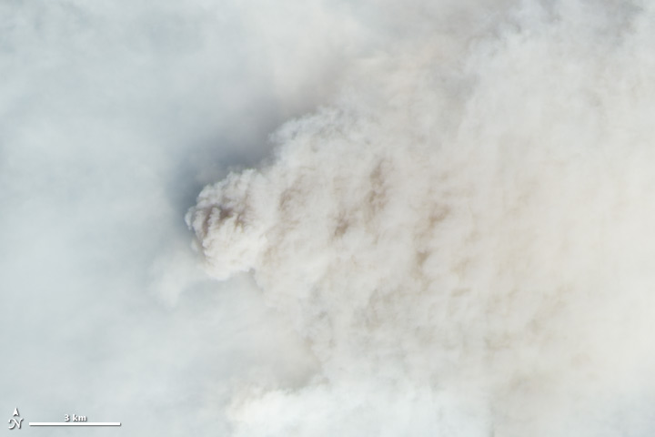 Mile Marker 28 Fire, Washington