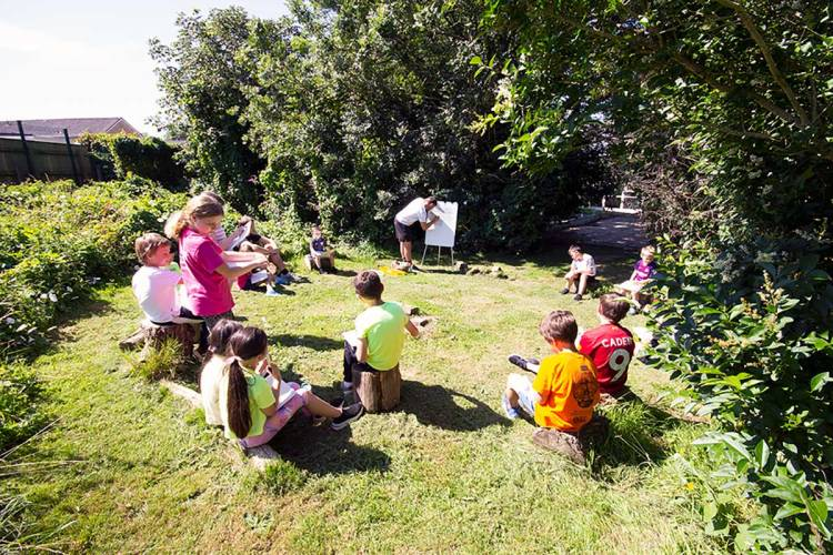 Eolas+ Holiday Camps Children Wellbeing