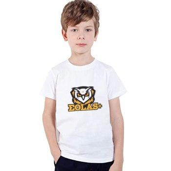 Eolas+ Kids White T-Shirt