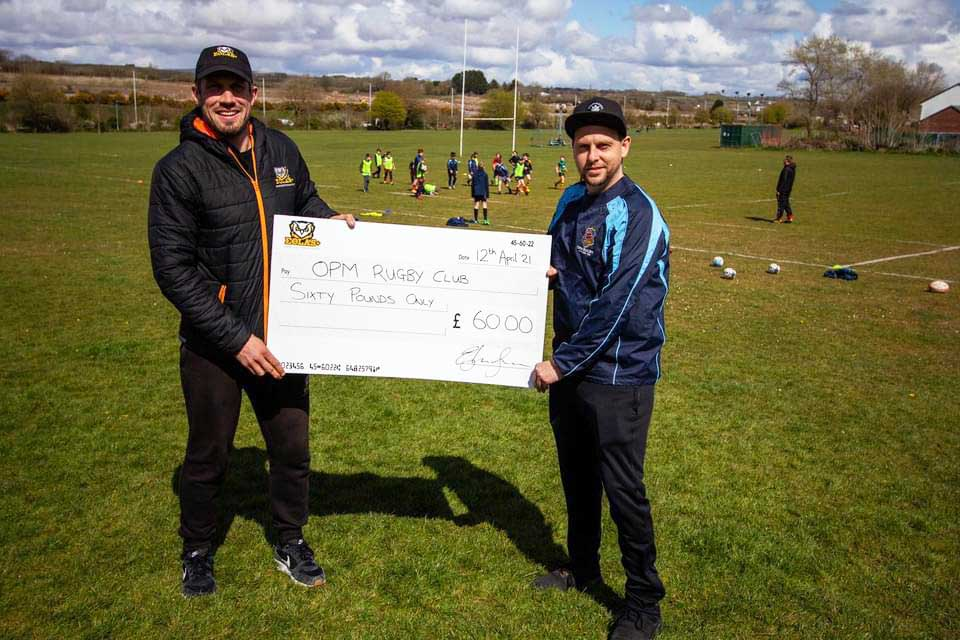 Eolas+ GrassRoots Rugby Camps